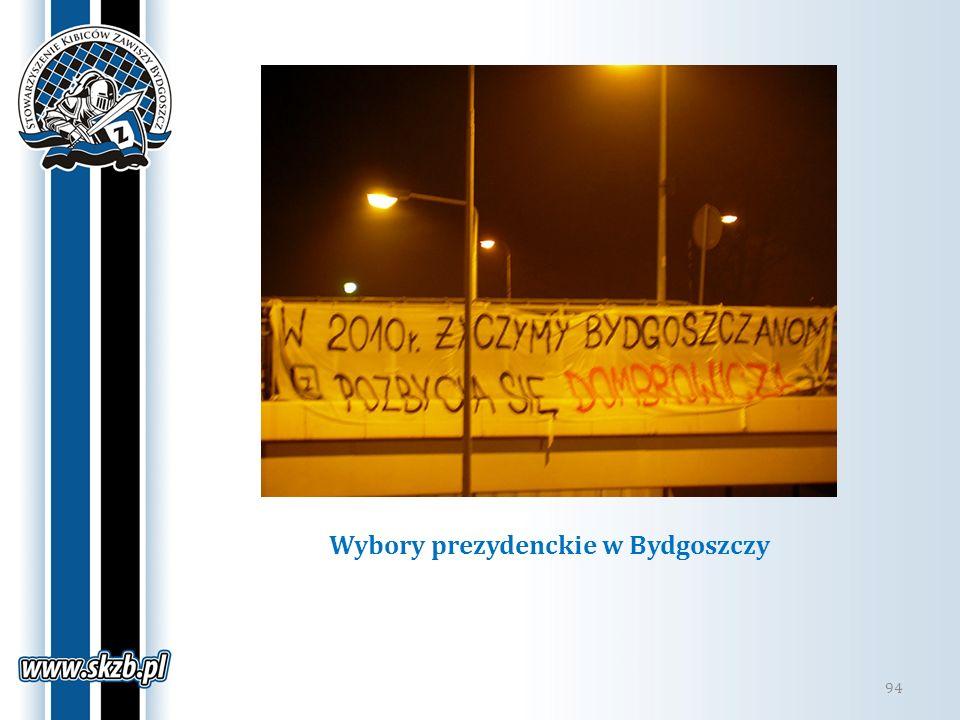 Wybory prezydenckie w Bydgoszczy