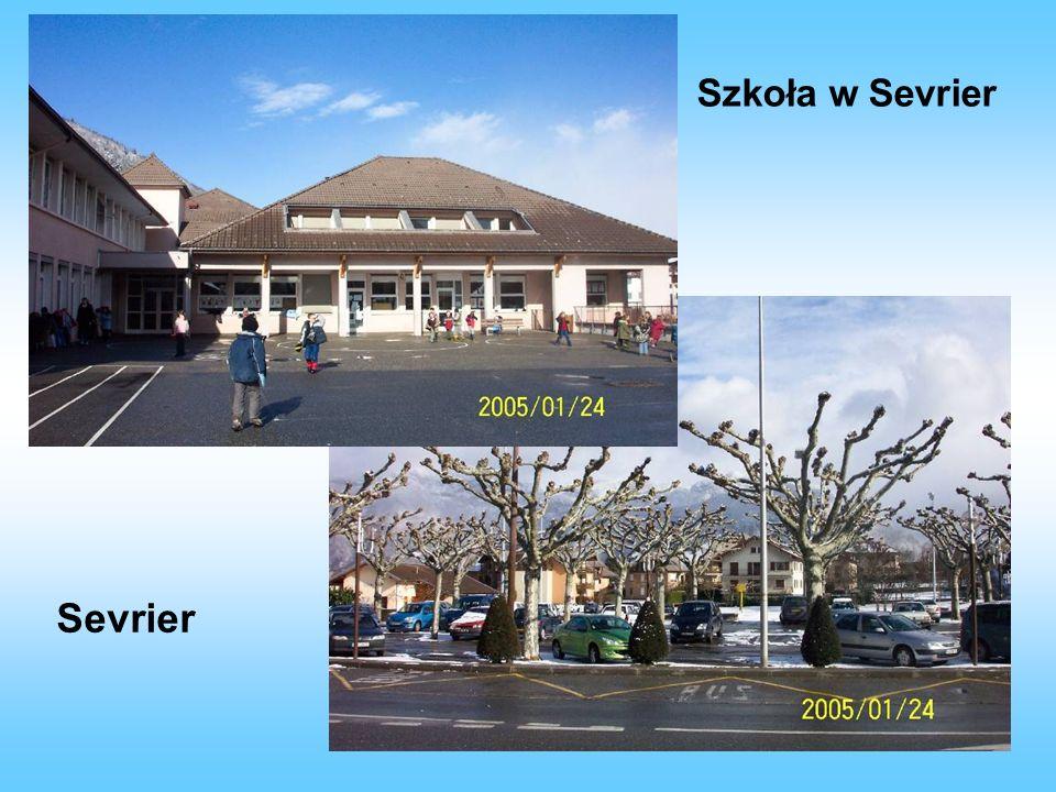Szkoła w Sevrier Sevrier