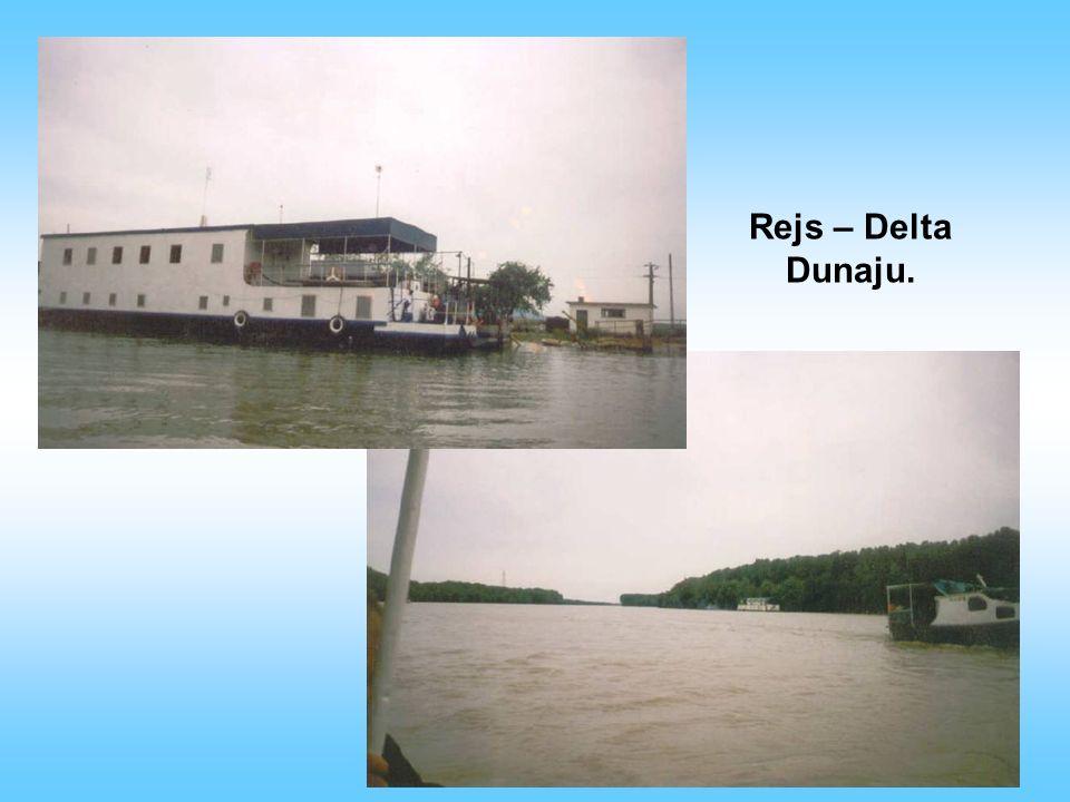 Rejs – Delta Dunaju.