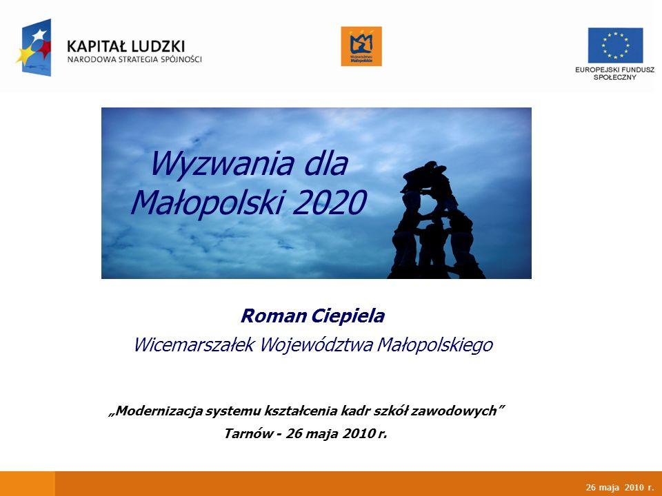 """""""Modernizacja systemu kształcenia kadr szkół zawodowych"""
