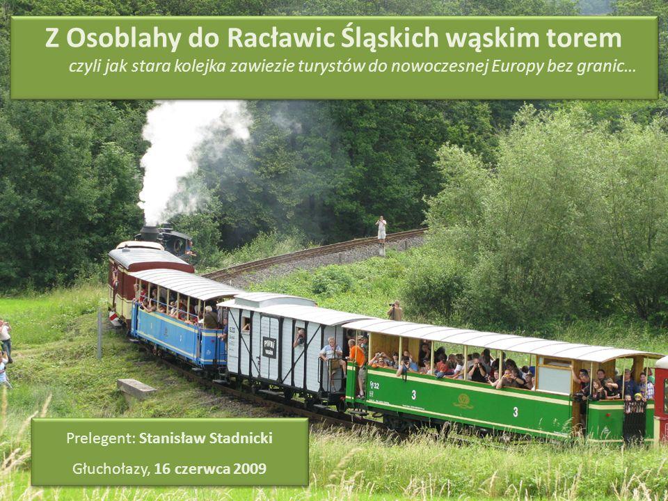 Prelegent: Stanisław Stadnicki