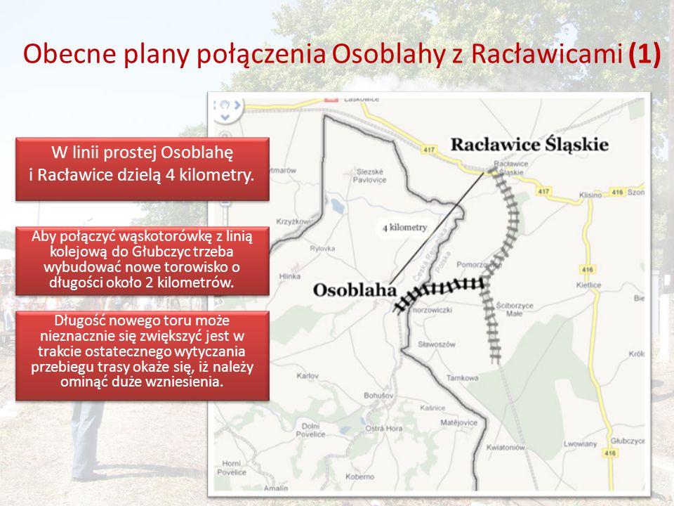 Obecne plany połączenia Osoblahy z Racławicami (1)