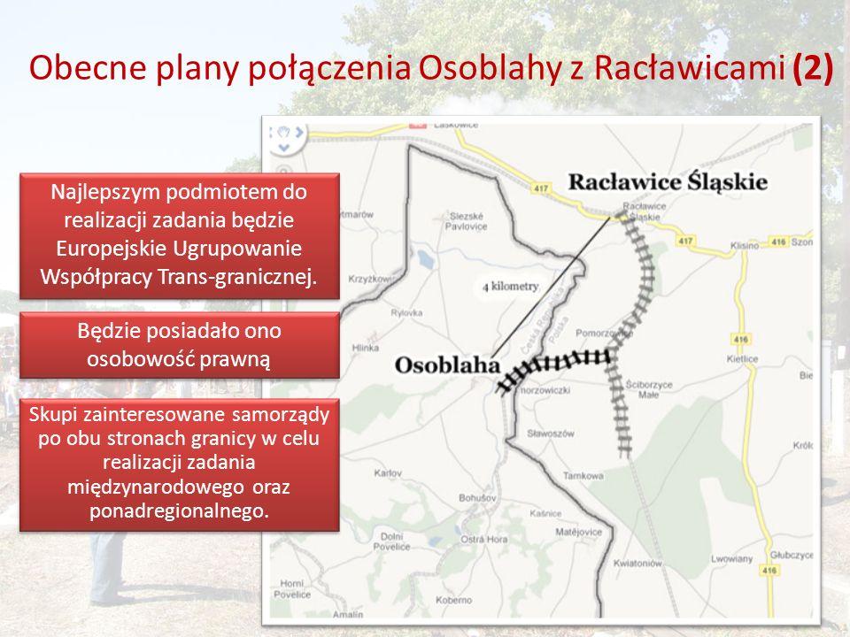 Obecne plany połączenia Osoblahy z Racławicami (2)