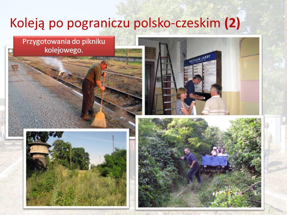 Koleją po pograniczu polsko-czeskim (2)