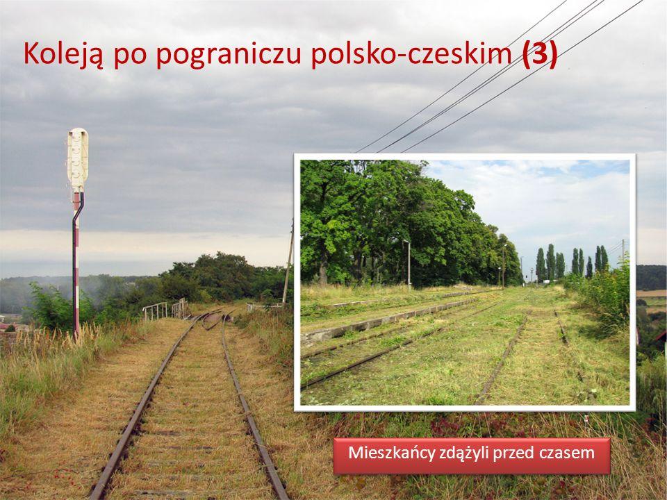 Koleją po pograniczu polsko-czeskim (3)