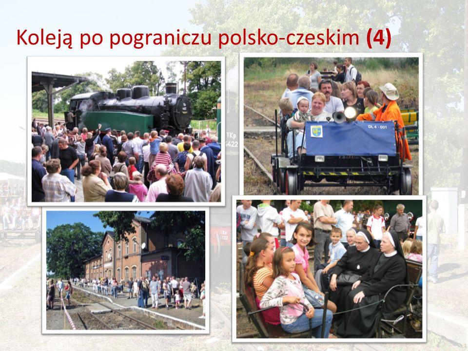 Koleją po pograniczu polsko-czeskim (4)