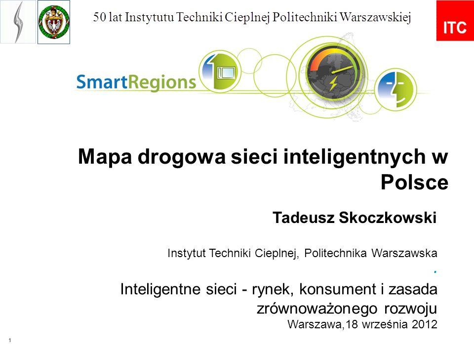 Mapa drogowa sieci inteligentnych w Polsce