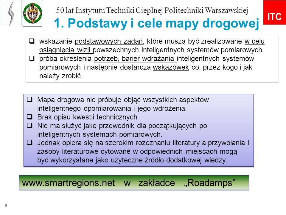 1. Podstawy i cele mapy drogowej
