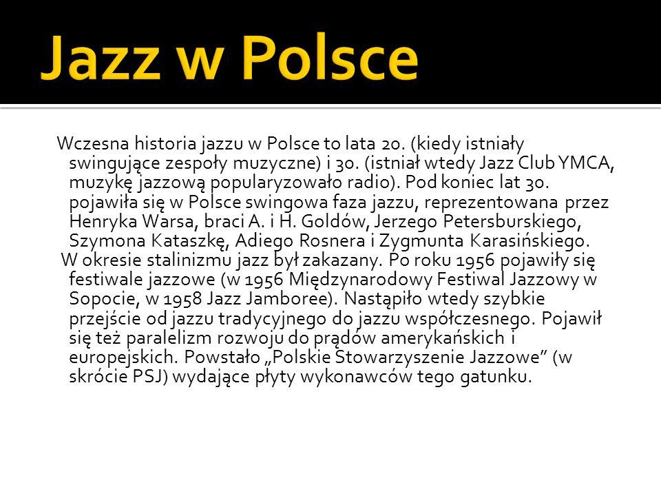 Jazz w Polsce