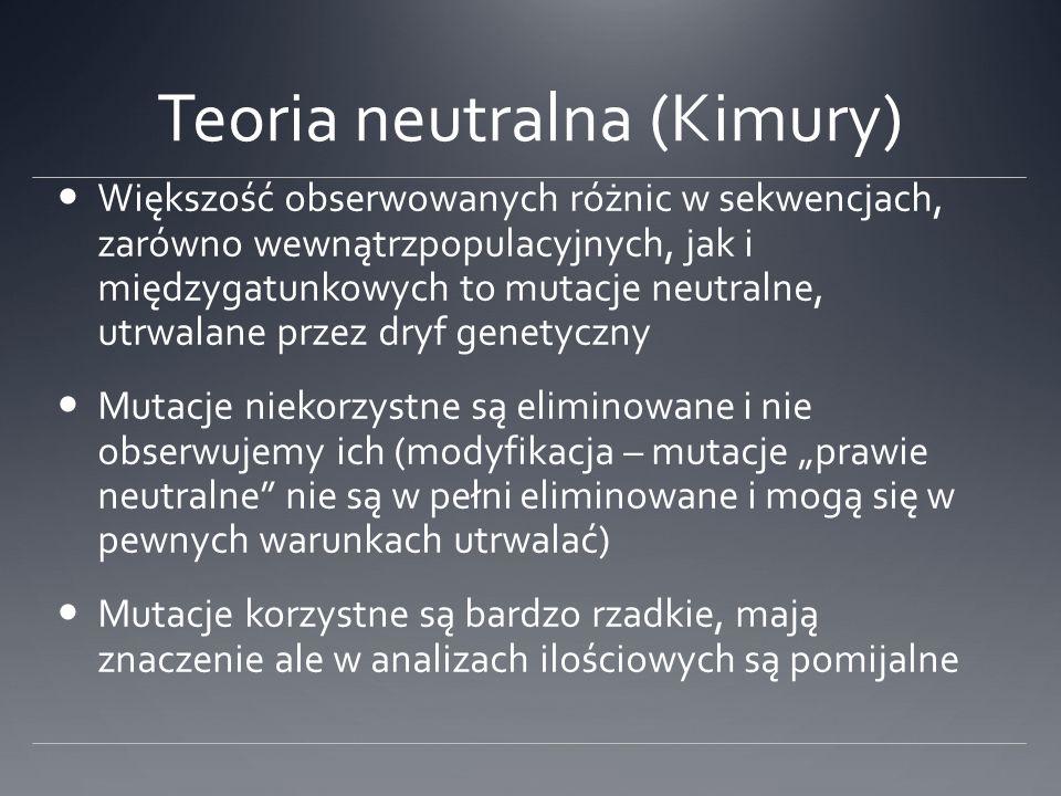 Teoria neutralna (Kimury)