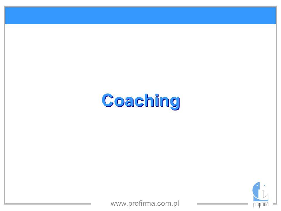 Coaching www.profirma.com.pl