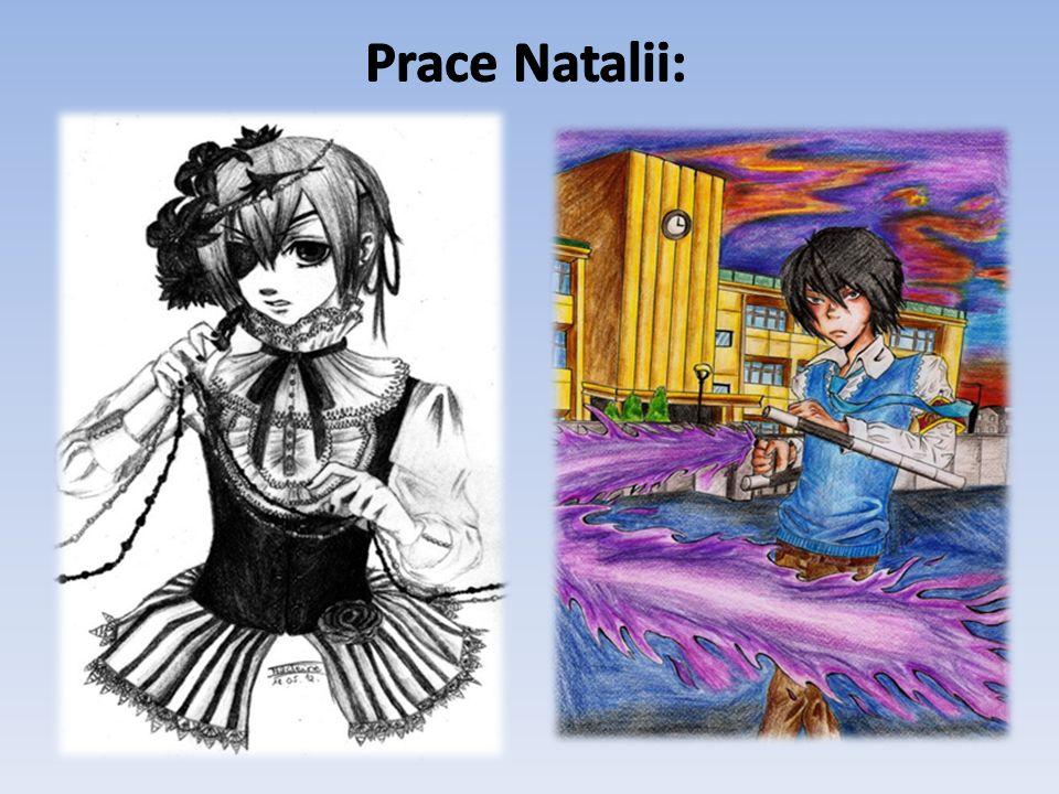 Prace Natalii: