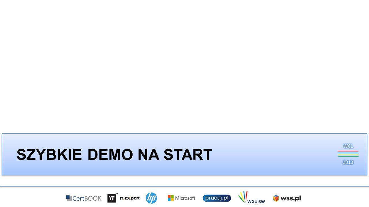 Szybkie Demo Na start