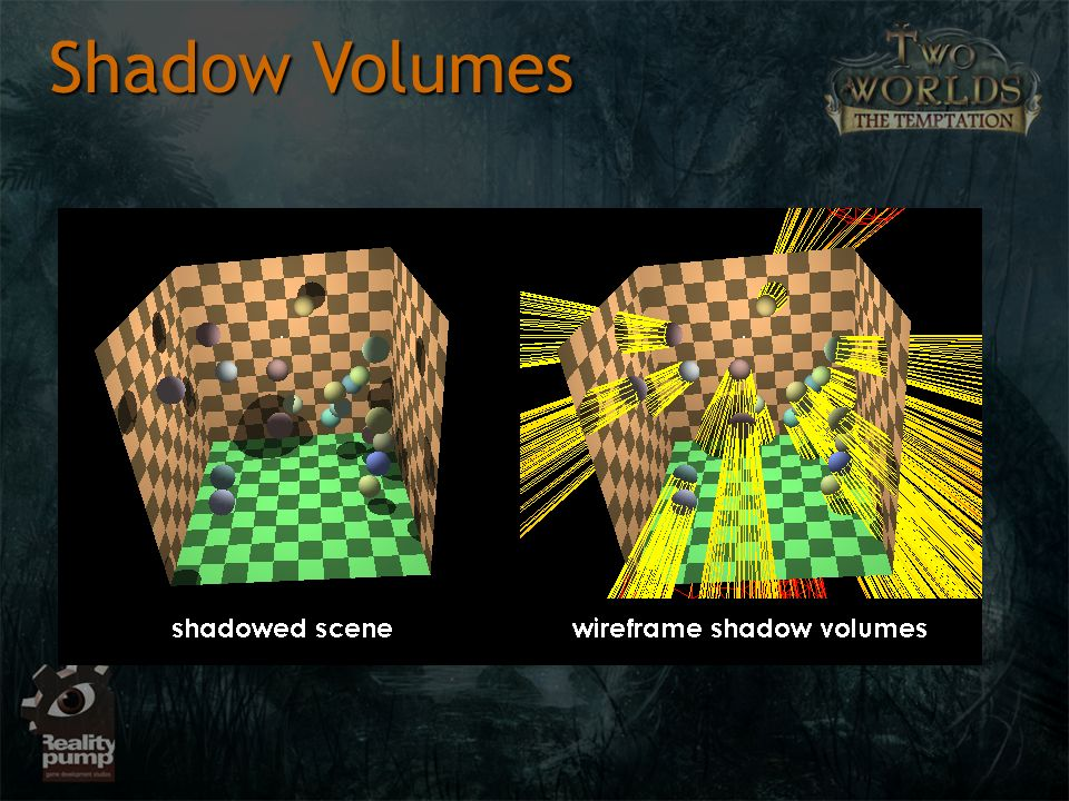 Shadow Volumes