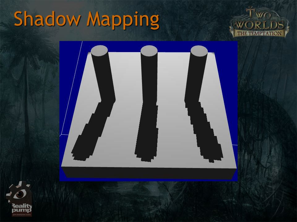 Shadow Mapping