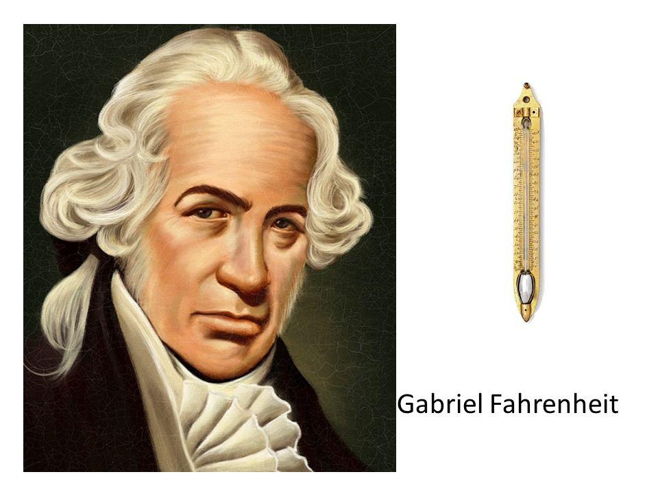 Gabriel Fahrenheit