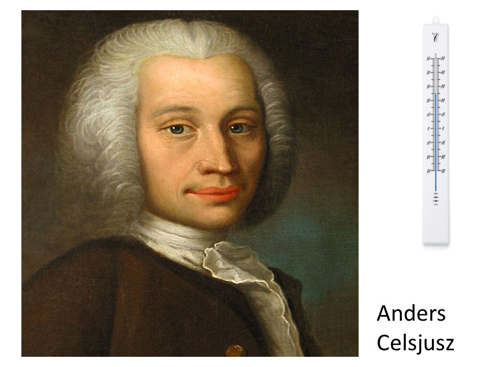 Celsjusz Anders Celsjusz