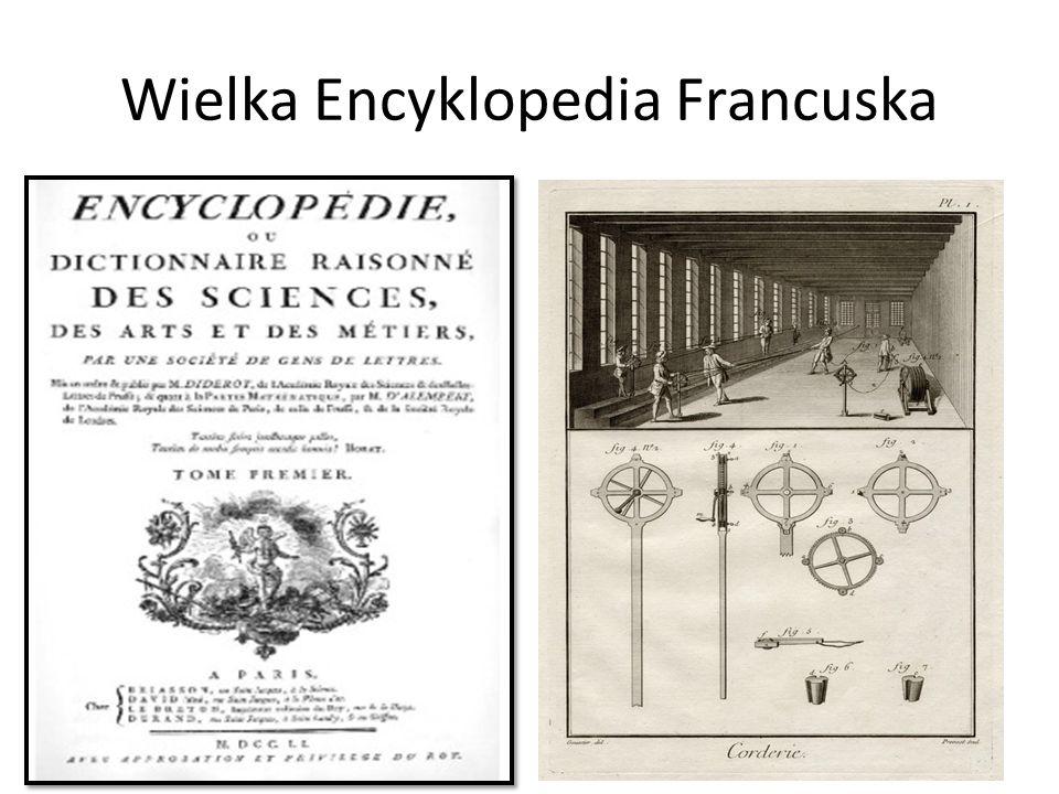 Wielka Encyklopedia Francuska