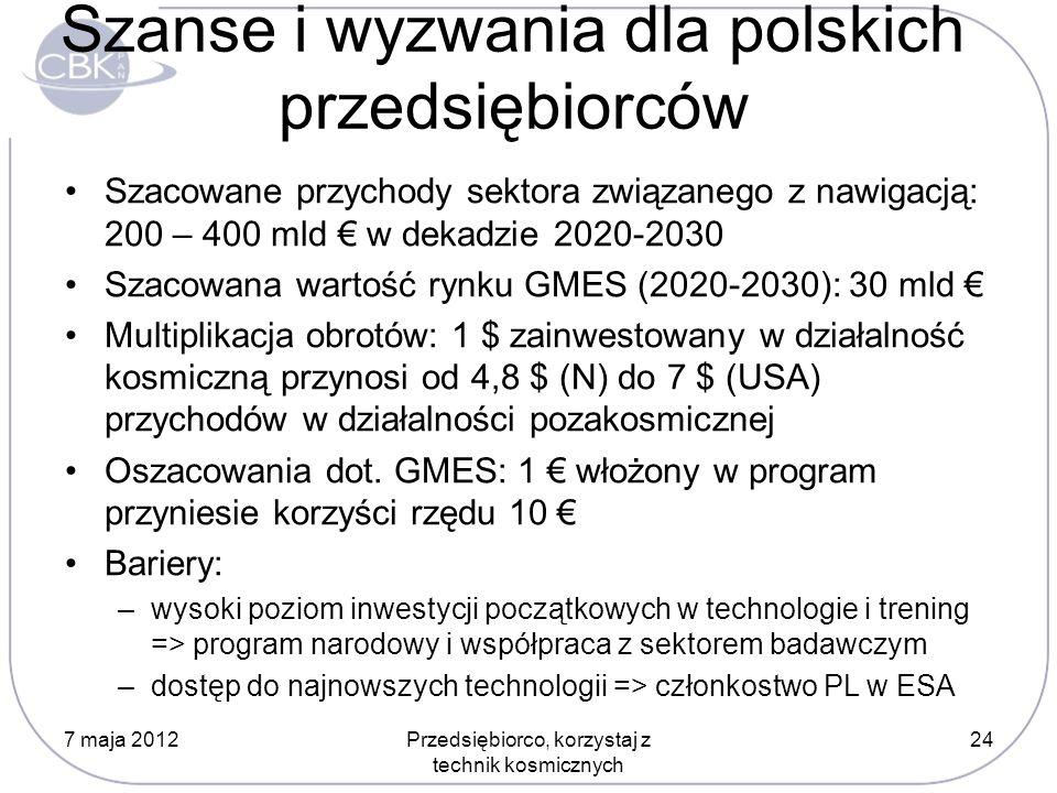 Szanse i wyzwania dla polskich przedsiębiorców