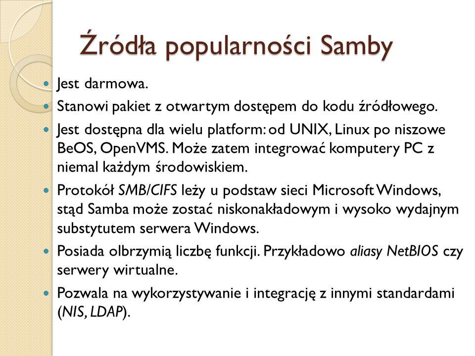 Źródła popularności Samby