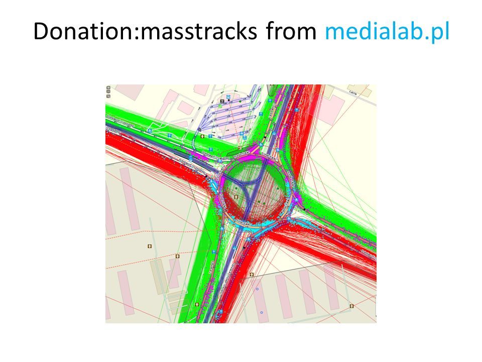 Donation:masstracks from medialab.pl