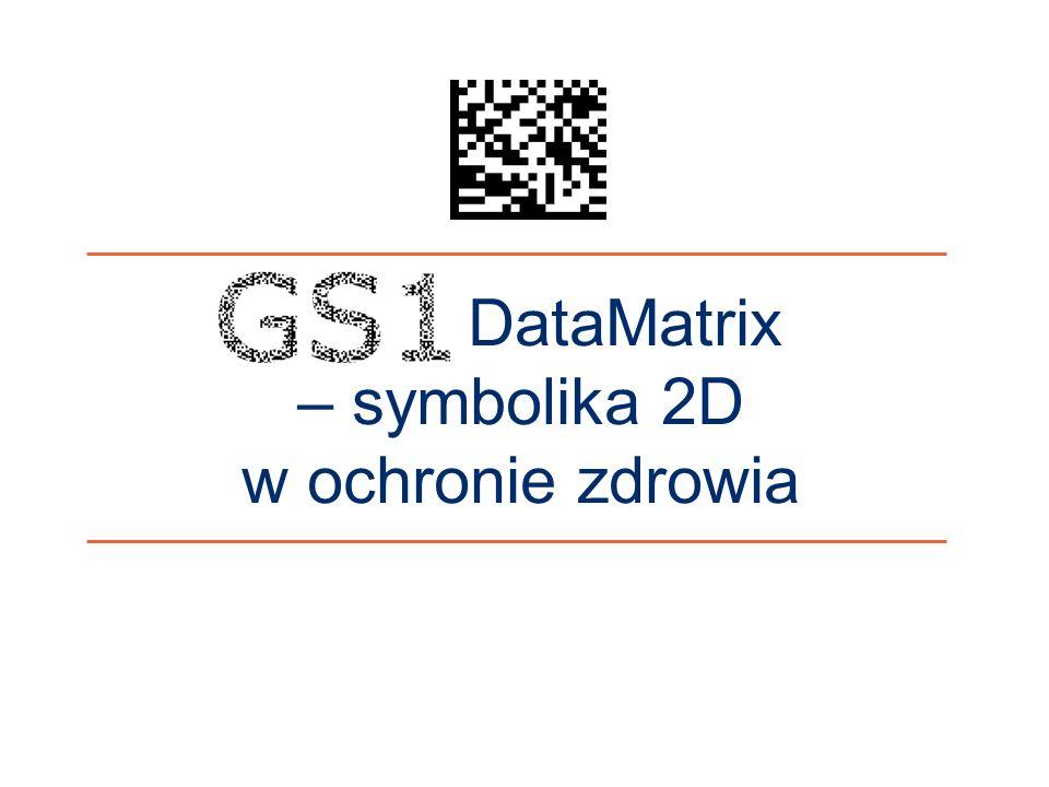 DataMatrix – symbolika 2D w ochronie zdrowia