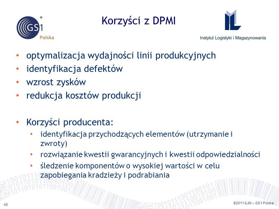 Korzyści z DPMI optymalizacja wydajności linii produkcyjnych