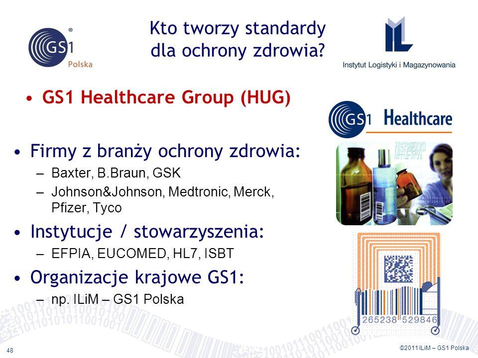 Kto tworzy standardy dla ochrony zdrowia