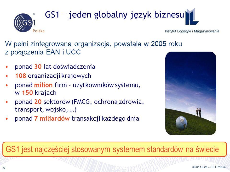 GS1 – jeden globalny język biznesu