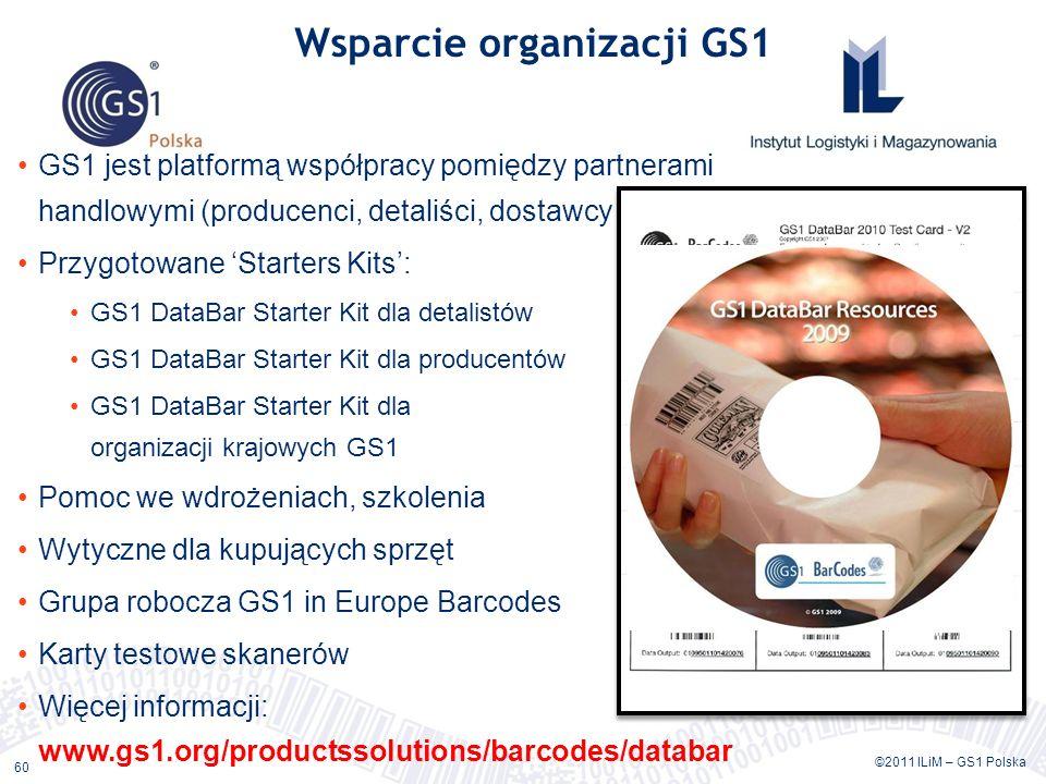 Wsparcie organizacji GS1