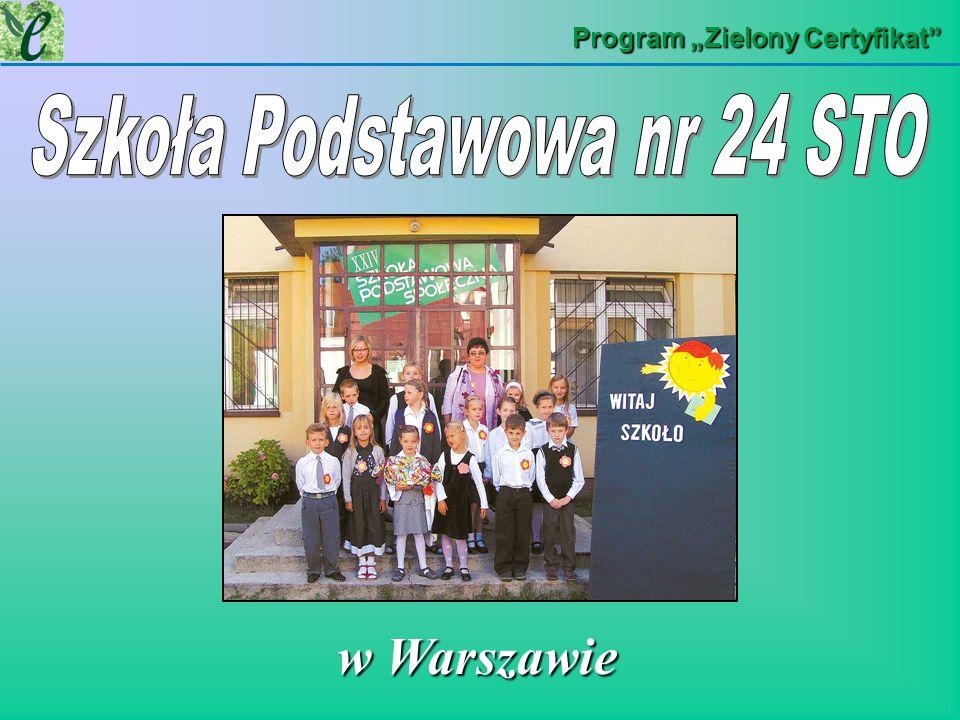 Szkoła Podstawowa nr 24 STO