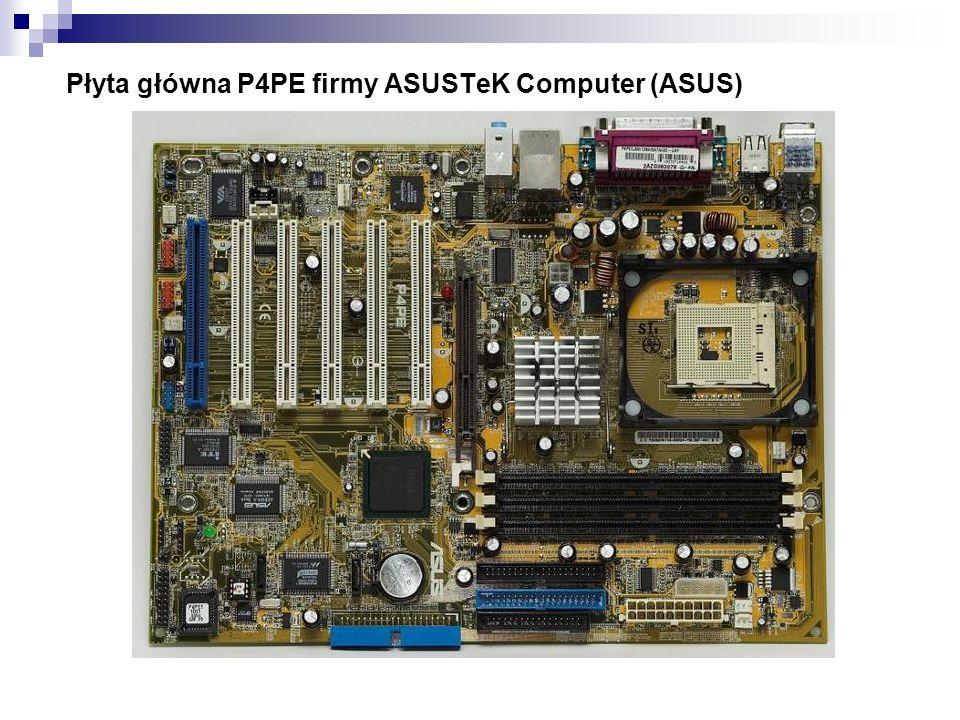 Płyta główna P4PE firmy ASUSTeK Computer (ASUS)