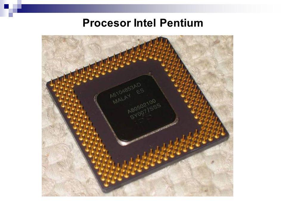 Procesor Intel Pentium