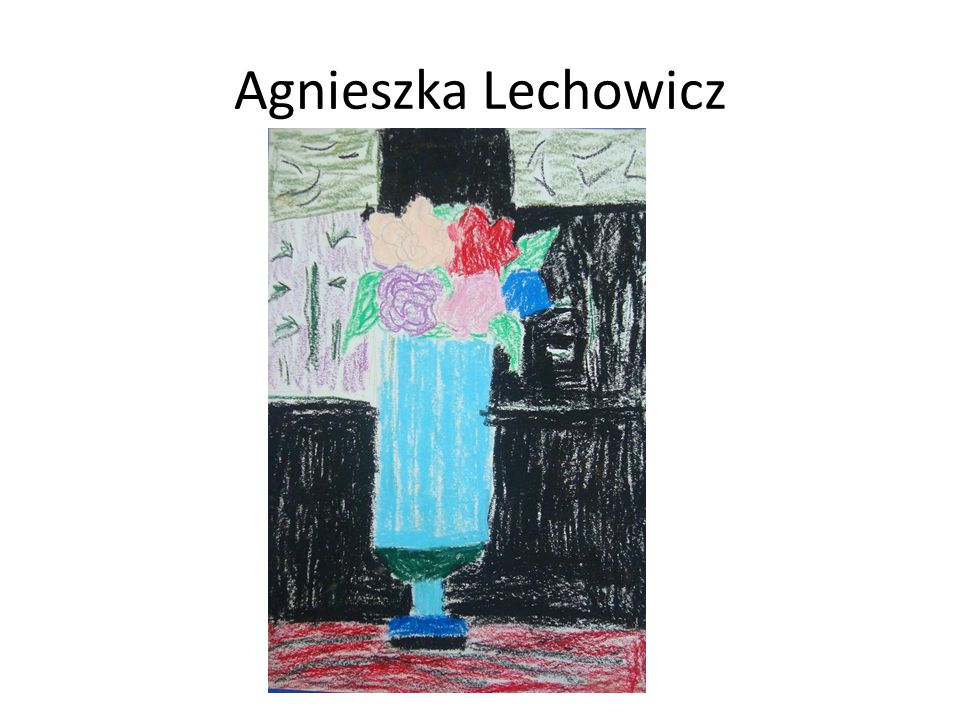 Agnieszka Lechowicz