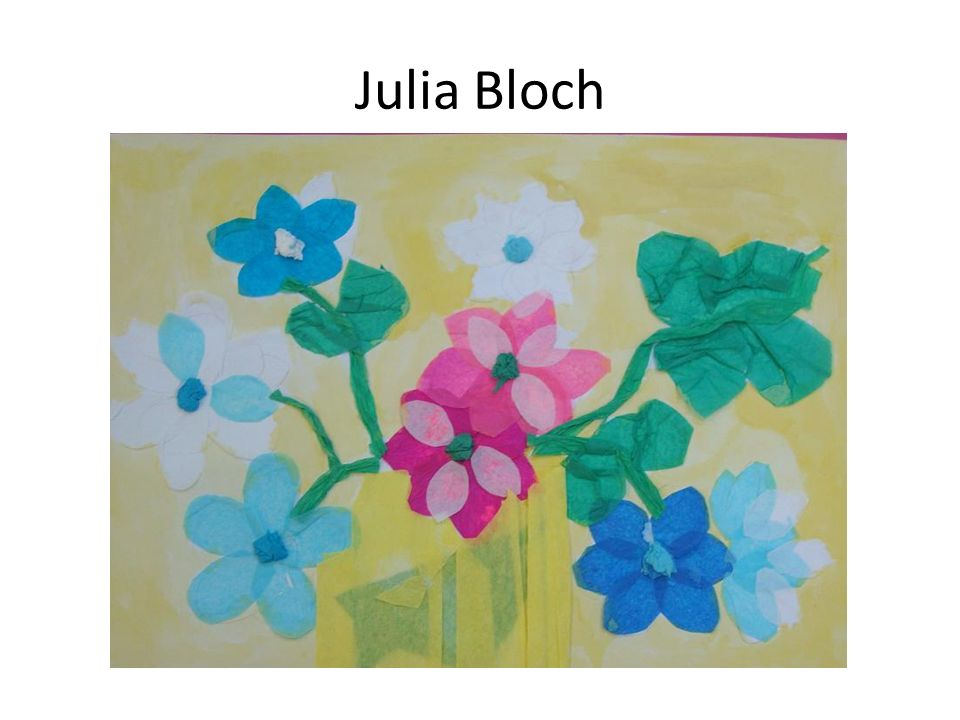 Julia Bloch