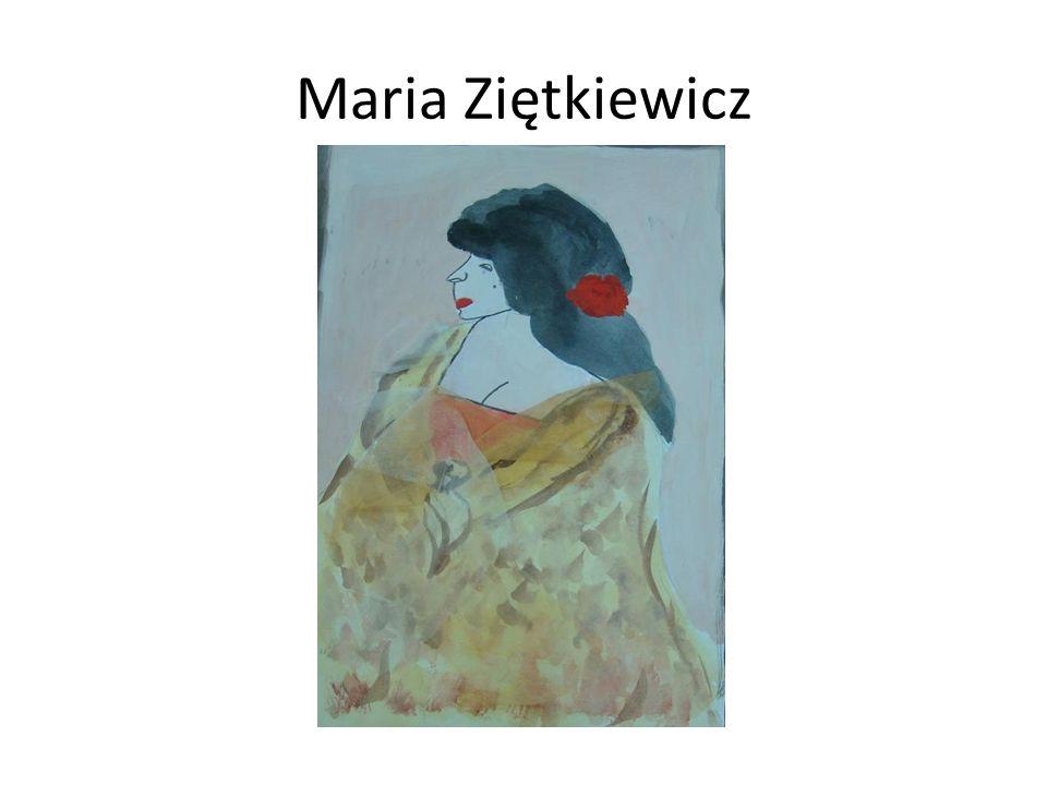 Maria Ziętkiewicz