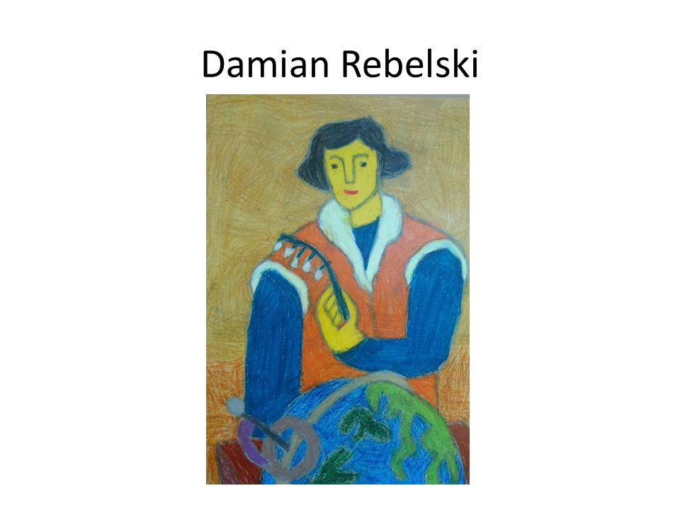 Damian Rebelski