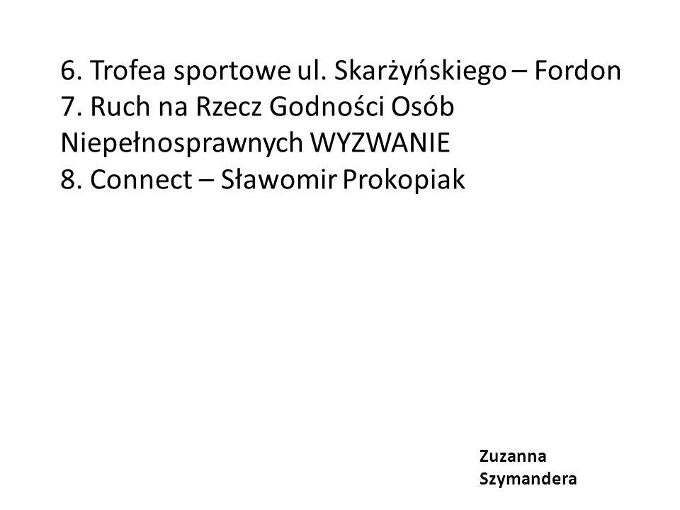 6. Trofea sportowe ul. Skarżyńskiego – Fordon