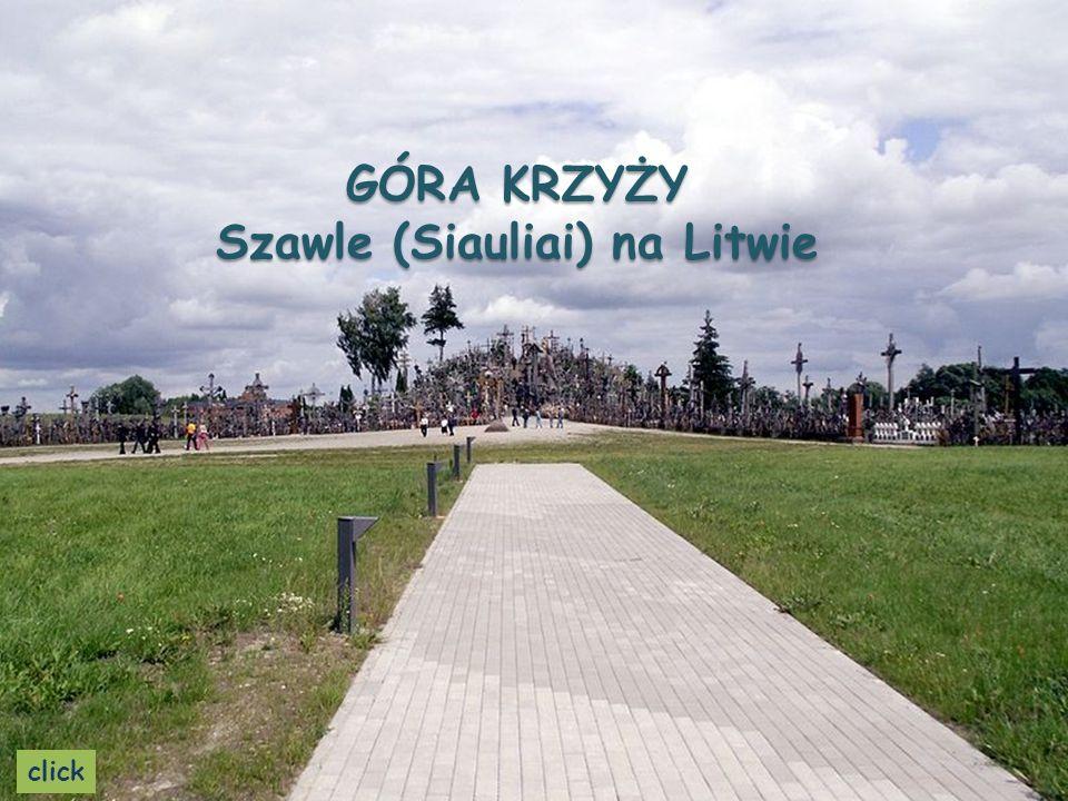 Szawle (Siauliai) na Litwie