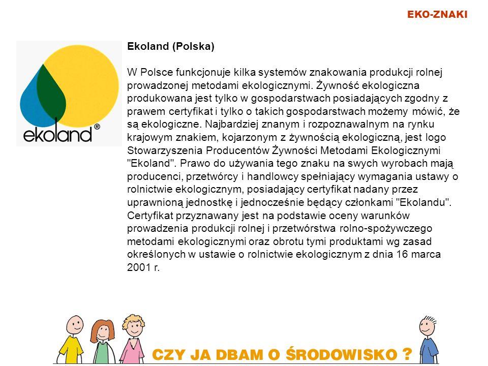 EKO-ZNAKI Ekoland (Polska)