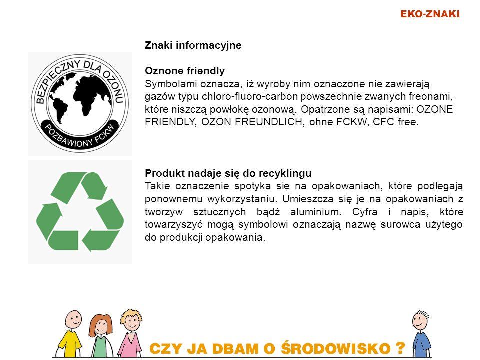 Produkt nadaje się do recyklingu