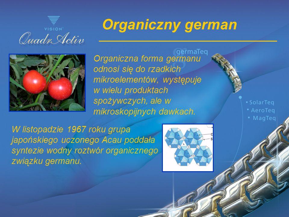 Organiczny german