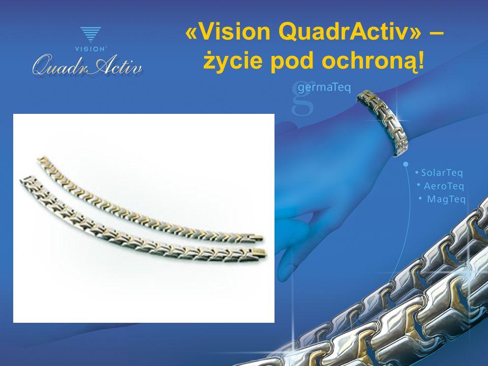 «Vision QuadrActiv» – życie pod ochroną!