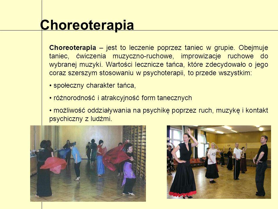 Choreoterapia