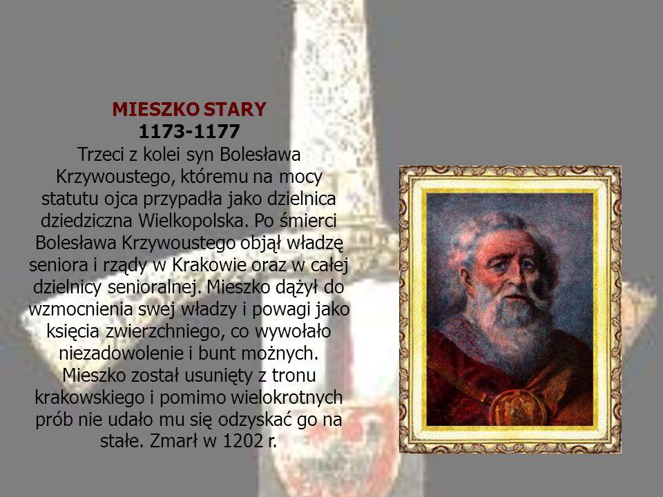MIESZKO STARY 1173-1177