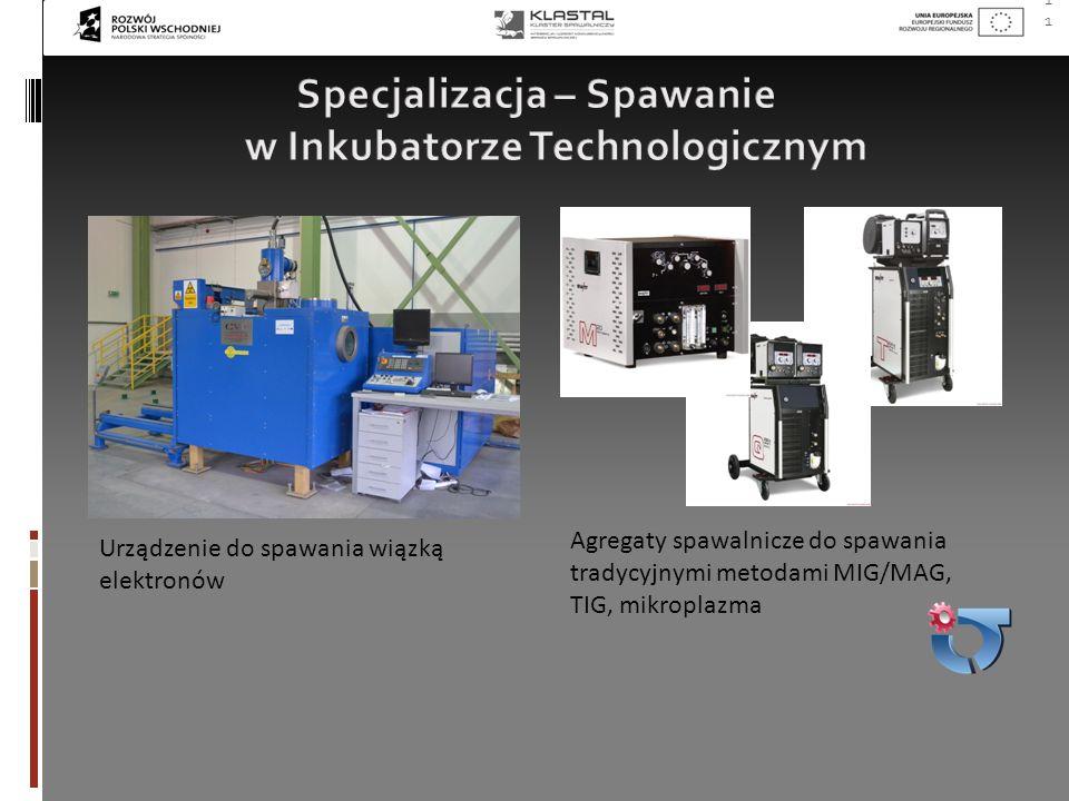 Specjalizacja – Spawanie w Inkubatorze Technologicznym