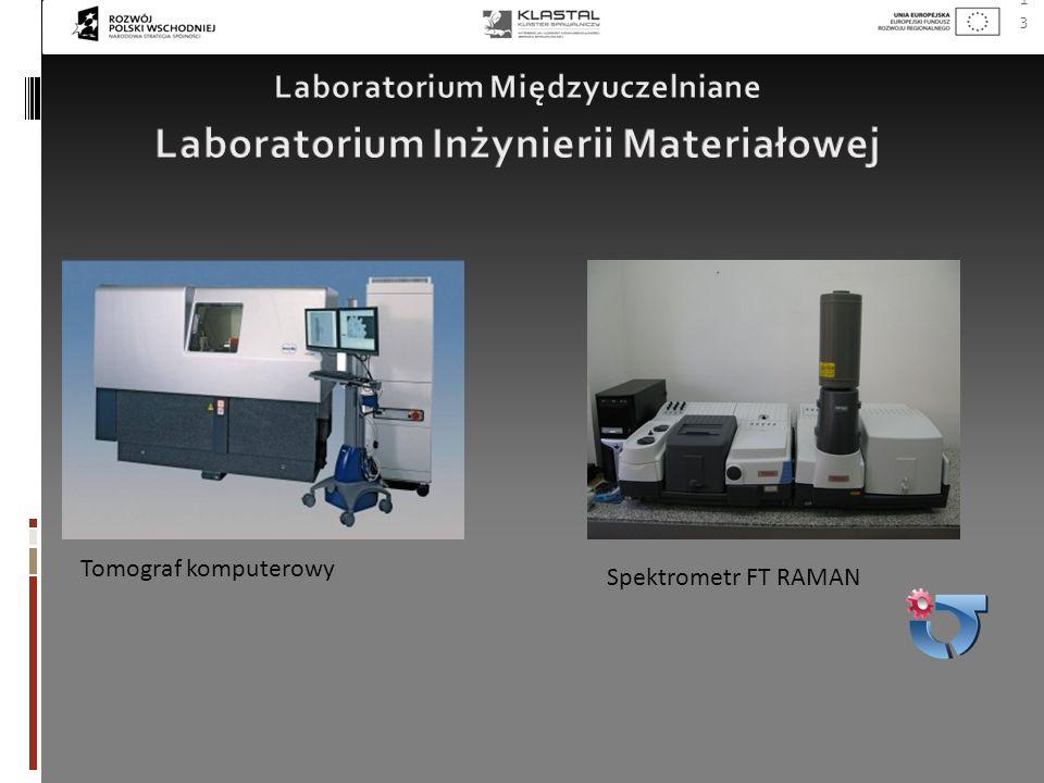 Laboratorium Międzyuczelniane Laboratorium Inżynierii Materiałowej