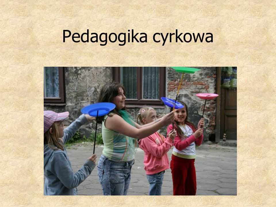 Pedagogika cyrkowa