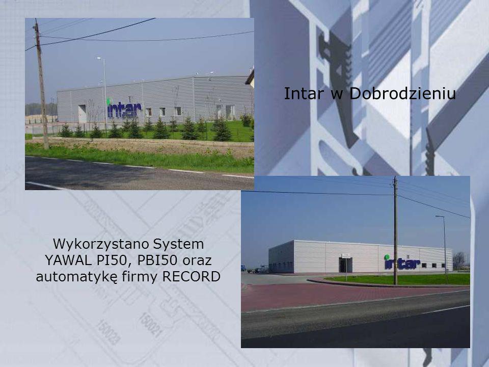 automatykę firmy RECORD