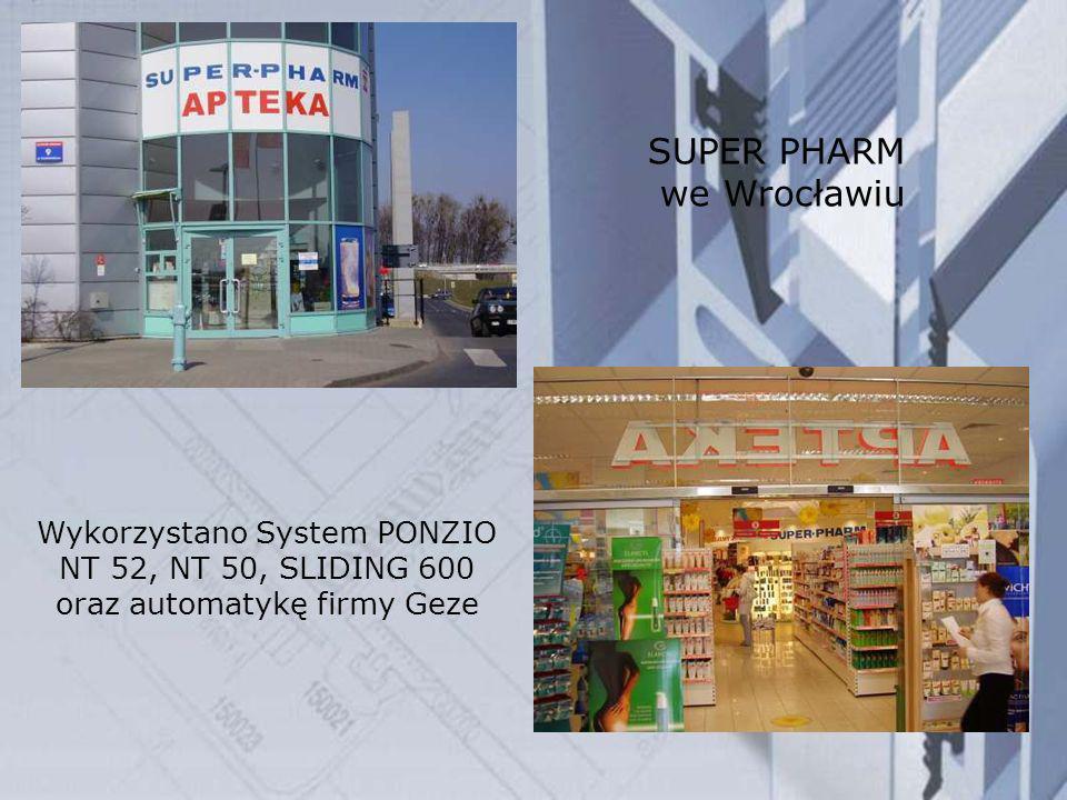 SUPER PHARM we Wrocławiu